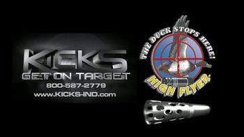 Kicks Ind. High Flyer Shotgun Chokes TV Spot, 'Your Only Choice' - Thumbnail 10