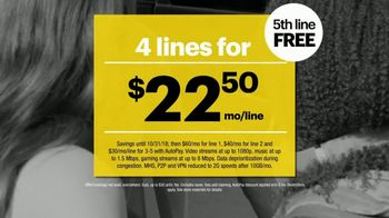 Sprint Flex Lease TV Spot, 'Get the Best-Selling Motorola Phone' - Thumbnail 4