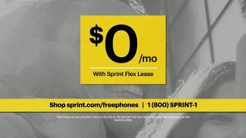 Sprint Flex Lease TV Spot, 'Get the Best-Selling Motorola Phone' - Thumbnail 5