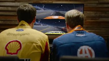 NASCAR Heat 2 TV Spot, 'Competitors' Featuring Joey Logano, Brad Keselowski - 17 commercial airings