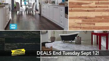 Lumber Liquidators 2017 Fall Floor Trends TV Spot, 'The Latest Styles' - Thumbnail 3