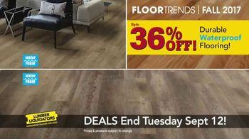 Lumber Liquidators 2017 Fall Floor Trends TV Spot, 'The Latest Styles' - Thumbnail 4