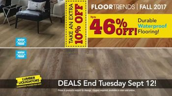 Lumber Liquidators 2017 Fall Floor Trends TV Spot, 'The Latest Styles' - Thumbnail 5