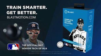Blast Baseball TV Spot, 'Never Stop Improving' Featuring Carlos Correa - Thumbnail 10