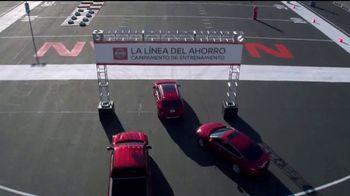 Nissan La Línea del Ahorro TV Spot, 'Heisman: 2017 Rogue' [Spanish] [T2] - Thumbnail 4