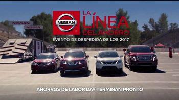 Nissan La Línea del Ahorro TV Spot, 'Heisman: 2017 Rogue' [Spanish] [T2] - Thumbnail 7