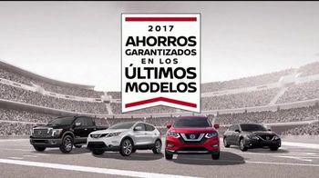 Nissan La Línea del Ahorro TV Spot, 'Heisman: 2017 Rogue' [Spanish] [T2] - Thumbnail 8