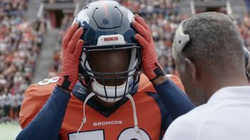 Old Spice Invisible Spray TV Spot, 'Coach Talk' Featuring Von Miller