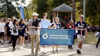 AFSP TV Spot, '2017 Out of the Darkness Community Walk' - Thumbnail 1