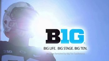 Big Ten Conference TV Spot, 'Faces of the Big Ten: Charlie Shuman' - Thumbnail 8