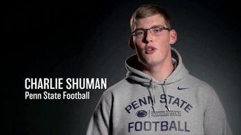 Big Ten Conference TV Spot, 'Faces of the Big Ten: Charlie Shuman' - Thumbnail 3