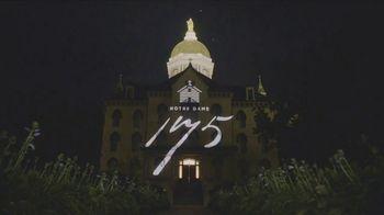 University of Notre Dame TV Spot, 'Notre Dame at 175' - Thumbnail 9