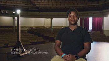 University of Notre Dame TV Spot, 'Fighting for Shakespeare for All'