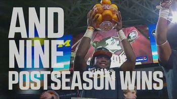 Atlantic Coast Conference TV Spot, 'Bring Your A Game' Song by Pigeon John