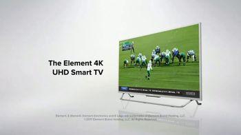 Element 4K UHD Smart TV TV Spot, 'Pretty Boys' Featuring Matt Leinart - Thumbnail 10