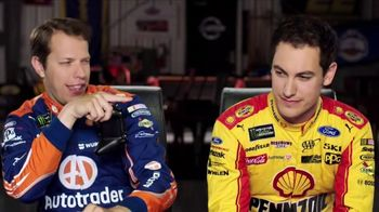NASCAR Heat 2 TV Spot, 'Always Game Time' Ft. Joey Logano, Brad Keselowski - 22 commercial airings