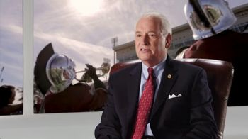 Troy University TV Spot, 'Chancellor Hawkins: Trojan Warrior Spirit' - Thumbnail 6