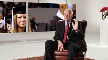 Troy University TV Spot, 'Chancellor Hawkins: Trojan Warrior Spirit' - Thumbnail 7