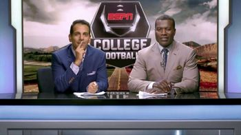 Chick-fil-A TV Spot, 'ESPN: Hurricane Harvey Relief' Feat. Joey Galloway - 13 commercial airings