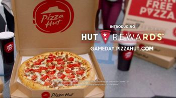 Pizza Hut Rewards TV Spot, 'ESPN: Free Pizza for a Year' Feat. Maria Taylor - Thumbnail 7