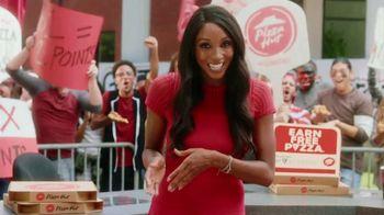 Pizza Hut Rewards TV Spot, 'ESPN: Free Pizza for a Year' Feat. Maria Taylor - Thumbnail 4