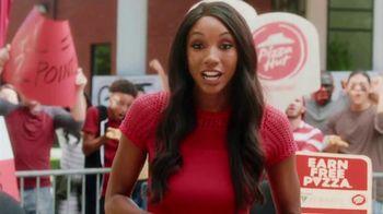 Pizza Hut Rewards TV Spot, 'ESPN: Free Pizza for a Year' Feat. Maria Taylor - Thumbnail 5