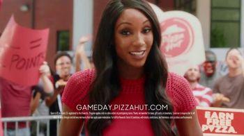 Pizza Hut Rewards TV Spot, 'ESPN: Free Pizza for a Year' Feat. Maria Taylor - Thumbnail 6