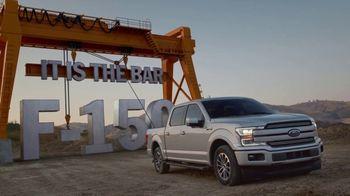 2018 Ford F-150 TV Spot, 'The New 2018 F-150 Is Brainiac Smart' - Thumbnail 9