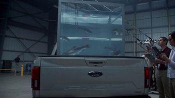 2018 Ford F-150 TV Spot, 'The New 2018 F-150 Is Brainiac Smart' - Thumbnail 7