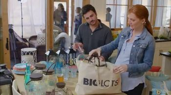 Big Lots TV Spot, 'Behind the Scenes'