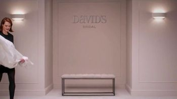 David's Bridal TV Spot, 'Be Your Own Bride: Be Wild' Song by Danger Twins - Thumbnail 1