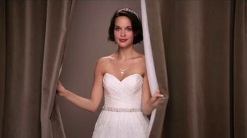 David's Bridal TV Spot, 'Be Your Own Bride: Be Wild' Song by Danger Twins - Thumbnail 2