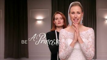 David's Bridal TV Spot, 'Be Your Own Bride: Be Wild' Song by Danger Twins - Thumbnail 3