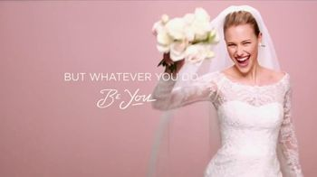 David's Bridal TV Spot, 'Be Your Own Bride: Be Wild' Song by Danger Twins - Thumbnail 9