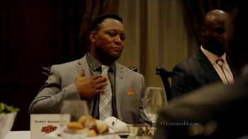 Nissan TV Spot, 'ESPN: Heisman Homecoming' Feat. Tim Tebow, Song by Poison [T1] - Thumbnail 3