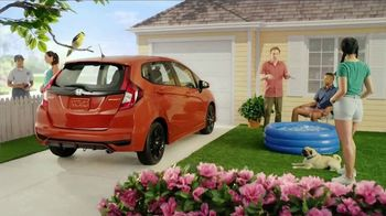 2018 Honda Fit Sport TV Spot, 'Fun Surprises' [T1] - 1175 commercial airings
