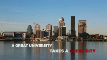 University of Louisville TV Spot, \'A Great University\'
