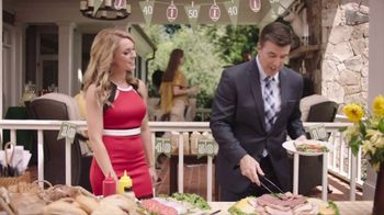 Eckrich Deli Meat TV Spot, 'College Football' Featuring Rece Davis - Thumbnail 1