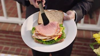 Eckrich Deli Meat TV Spot, 'College Football' Featuring Rece Davis - Thumbnail 4