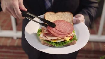 Eckrich Deli Meat TV Spot, 'College Football' Featuring Rece Davis - Thumbnail 5