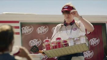 Dr Pepper TV Spot, 'Hail Larry' Featuring Doug Flutie - Thumbnail 4