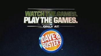 Dave and Buster's TV Spot, 'Watch the Games, Play the Games' - Thumbnail 6