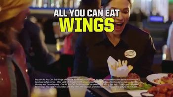 Dave and Buster's TV Spot, 'Watch the Games, Play the Games'