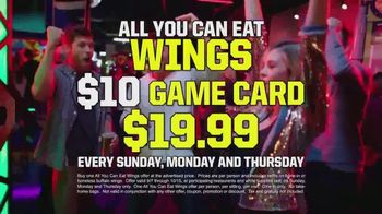Dave and Buster's TV Spot, 'Watch the Games, Play the Games' - Thumbnail 2