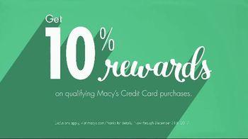 Macy's TV Spot, 'Thanks for Sharing: Cardholders' - Thumbnail 4