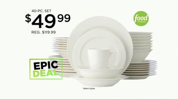 Kohl's TV Spot, 'Stock Up, Save Big: Towels, Dinnerware and Luggage' - Thumbnail 5