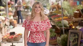 Atkins Harvest Trail Bars TV Spot, 'Lauren Alaina's Favorite Atkins Snack' - Thumbnail 4
