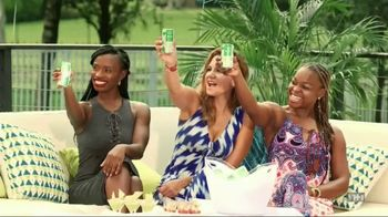 Bud Light Lime-A-Rita TV Spot, 'VH1: Slay All Day' Featuring Kelly Jones - 2 commercial airings