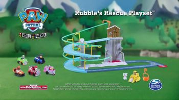 PAW Patrol Rubble's Rescue Playset TV Spot, 'On the Double' - Thumbnail 10