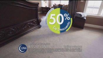 Luna Venta 50 Por Ciento de Descuento TV Spot, 'Renovar' [Spanish]